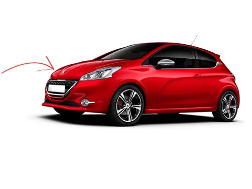 Oberflächenschutz für Autos