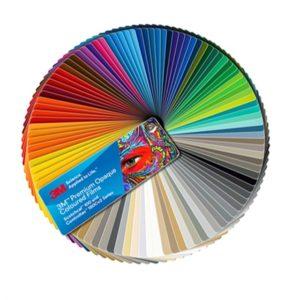 3M Premium Opaque Coloured Films