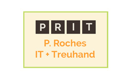 Logo P. Roches IT + Treuhand