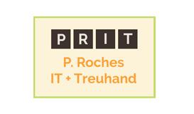 Logo P. Roches IT + Treuhand